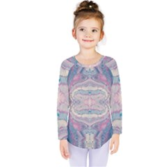 Drop Off Warp Kids  Long Sleeve Tee