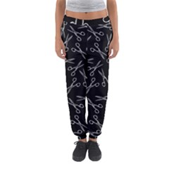 Scissors Pattern Women s Jogger Sweatpants