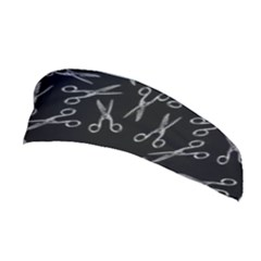 Scissors Pattern Stretchable Headband