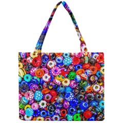 Colorful Beads Mini Tote Bag