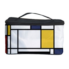 Abstract Art Of Avant Garde Cosmetic Storage Case