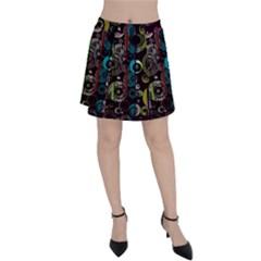 Circles Texture                                          Panel Skirt