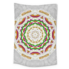 Fauna In Bohemian Midsummer Style Large Tapestry by pepitasart