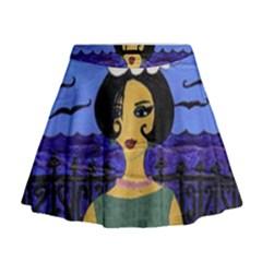 Girl By The Sea Mini Flare Skirt