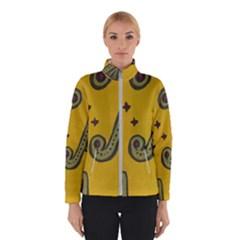 Indian Violin Winter Jacket