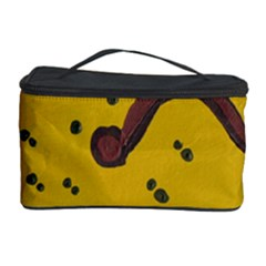 Swimming Worms Cosmetic Storage Case