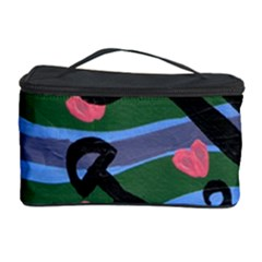 Two Houses Cosmetic Storage Case