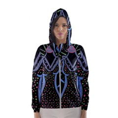 Saint Dress Hooded Windbreaker (women)