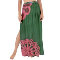 The Biggest Pink House Maxi Chiffon Tie Up Sarong