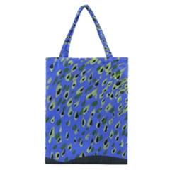 Raining Leaves Classic Tote Bag by snowwhitegirl