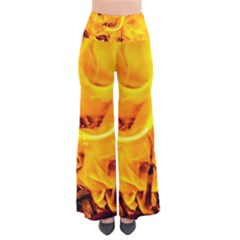 Fire And Flames So Vintage Palazzo Pants