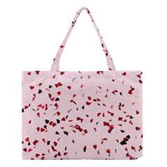 Love Is In The Air Medium Tote Bag by FunnyCow