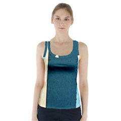 Flat Angle Racer Back Sports Top