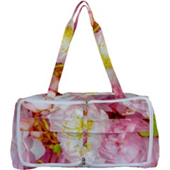 Pink Flowering Almond Flowers Multi Function Bag	 by FunnyCow