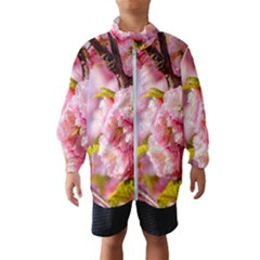 Flowering Almond Flowersg Windbreaker (kids)