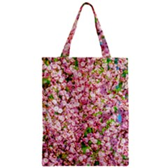Almond Tree In Bloom Classic Tote Bag by FunnyCow