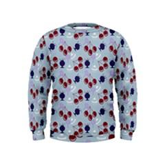 Sky Cherry Kids  Sweatshirt