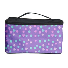 Heart Drops Cosmetic Storage Case