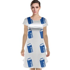 Milk Carton Cap Sleeve Nightdress