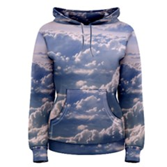 In The Clouds Women s Pullover Hoodie