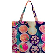 Ramen And Sushi Grocery Tote Bag