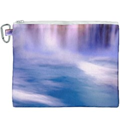 Waterfall Canvas Cosmetic Bag (xxxl) by snowwhitegirl