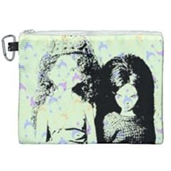 Mint Wall Canvas Cosmetic Bag (xxl) by snowwhitegirl
