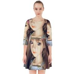 Mary Smock Dress