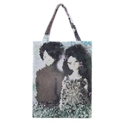 Dolls Stained  Glass Classic Tote Bag