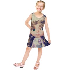 Cute Doll Kids  Tunic Dress