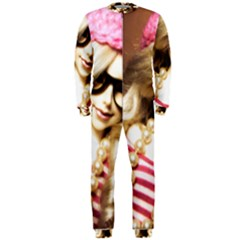 Cover Girl Onepiece Jumpsuit (men)