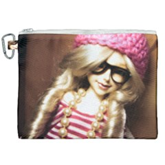 Cover Girl Canvas Cosmetic Bag (xxl)