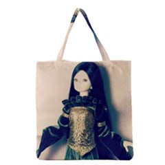 Forest Queen Grocery Tote Bag