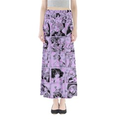 Lilac Yearbook 1 Full Length Maxi Skirt