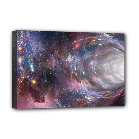 Wormhole 2514312 1920 Deluxe Canvas 18  X 12