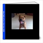 Tallis - 8x8 Photo Book (20 pages)