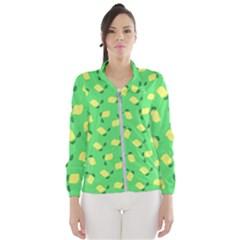 Lemons Green Windbreaker (women)
