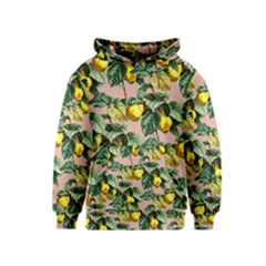 Fruit Branches Kids  Pullover Hoodie