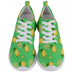 Lemons And Limes Men s Lightweight Sports Shoes
