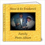 Ev s Book - 8x8 Photo Book (20 pages)