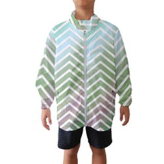 Ombre Zigzag 02 Windbreaker (kids)