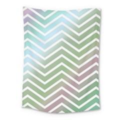 Ombre Zigzag 02 Medium Tapestry