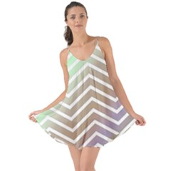 Ombre Zigzag 03 Love The Sun Cover Up