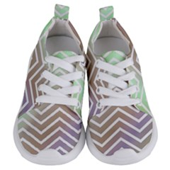Ombre Zigzag 03 Kids  Lightweight Sports Shoes