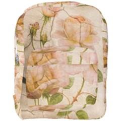 Rose Flower 2507641 1920 Full Print Backpack by vintage2030