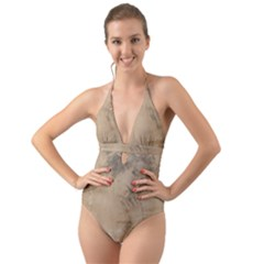 Anna Pavlova 2485075 960 720 Halter Cut Out One Piece Swimsuit