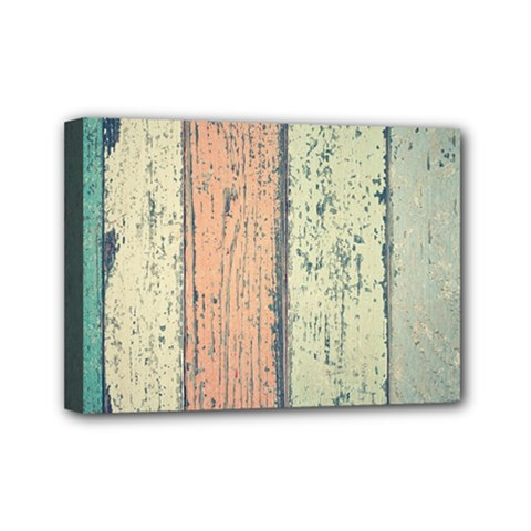 Abstract 1851071 960 720 Mini Canvas 7  X 5  (stretched) by vintage2030