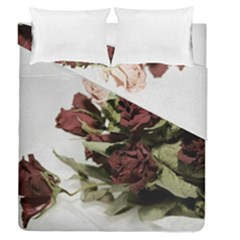 Roses 1802790 960 720 Duvet Cover Double Side (queen Size) by vintage2030