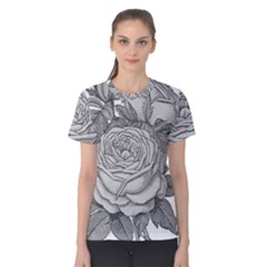 Flowers 1776610 1920 Women s Cotton Tee