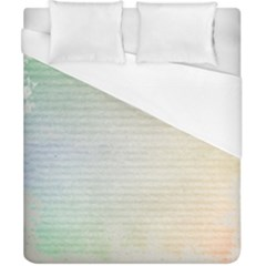 Page Spash Duvet Cover (california King Size)